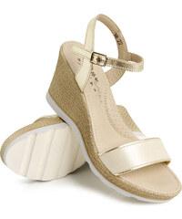5d9c28575c0a Batz dámske zdravotné sandále Alina Gold 19 veľkosť 36