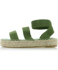 4fef07d1d5 Belle Women Zeleno-modré sandále Ines - Glami.sk