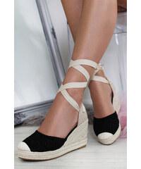 2368968becd2 Ideal Čierne sandále Rylee - Glami.sk