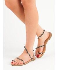 073200ed3908 Comer Nazúvacie dámske sandále