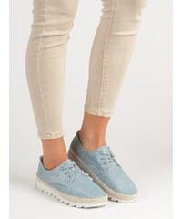 079559303309 Modré Dámske topánky z obchodu RioTopanky.sk