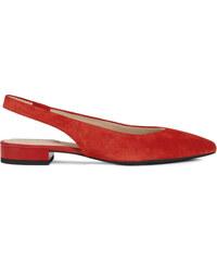 a17c9361ec Piros Balerina cipők | 140 termék egy helyen - Glami.hu
