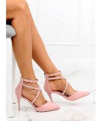 e2fc422a98 Dámske topánky na vysokom podpätku z obchodu LaraRuby.sk