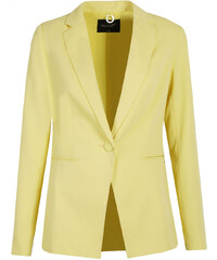 5cb01b5d63a4 Top Secret LADY S BLAZER Yellow