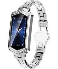 954acfef96 CZ Dámské luxusní Smart hodinky B78