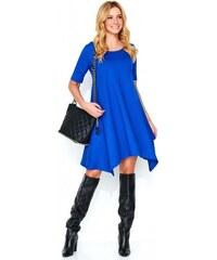 379d3fe2d4fe Makadamia dámské šaty 38 modrá