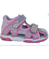 096edc7f3e33 Detské sandále PROTETIKA s uzavretou špičkou IBIZA BEIGE