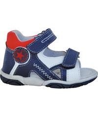 290ca2b8f4fd Chlapčenské kožené sandále PROTETIKA SERCHIO