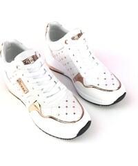 c02efa1dbd Dámské boty Guess Janetta Bílé