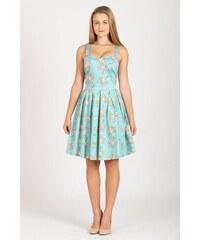758a093b5ecf Voodoo Vixen šaty Vintage Velikost  XL