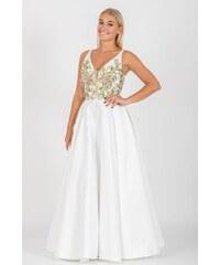 78f4165bb63a Simply POSH Exkluzivní svatební šaty Spanilá Růženka