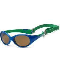 bbbd24a4e Koolsun Detské slnečné okuliare Šport 3-6 - biele. Detail produktu · Koolsun  Chlapčenské slnečné okuliare Flex 0-3 - modro-zelené