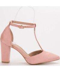 cfb9052bfed4 Dámske topánky na vysokom podpätku z obchodu Londonclub.sk