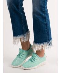 40dd34e76b Zelené Dámske topánky z obchodu RioTopanky.sk