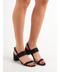 40ee1c784d Ideal Shoes Módne dámske sandále