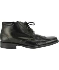 bd40eaf7b Nadměrné zimní boty De Plus černé 645 - Glami.cz