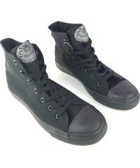 fb2ff97e9c Dámské kotníkové boty Dunlop Hi Cnv Černočerné