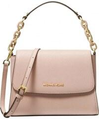 29881aeb51 Michael Kors kožená kabelka Sofia Portia small satchel crossbody pink