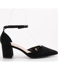 9af39e462a7b Dámske topánky na podpätku z obchodu Londonclub.sk