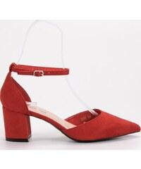 bef2c380412f Dámske topánky na podpätku z obchodu Londonclub.sk