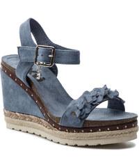 28b632ef64b3 XTI Modré sandále 30686 - Glami.sk