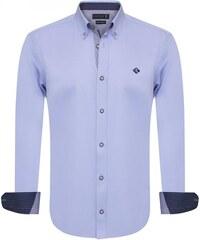60359a628a05 Sir Raymond Tailor pánská košile Wrapped L modrá