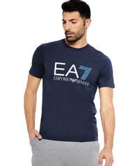 9269e53ea4bb Pánské tričko Emporio Armani EA7 - navy