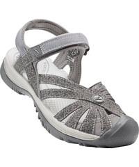 9ce04ae50e41 KEEN ROSE SANDAL W Dámské sandály 10005830KEN01 gargoyle raven 4(37)