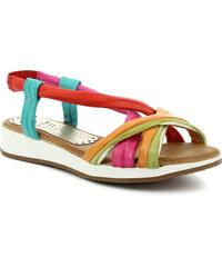 13cb0ed55a69 Dámske kožené sandále Marila