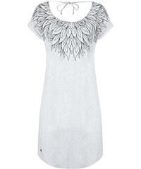 b37fd49ef8c6 LOAP Dámské šaty Ninka Dc Sky Grey CLW1993-T69T