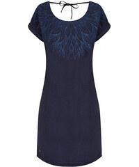 745fff8d0eea LOAP Dámské šaty Ninka Night Sky Blue CLW1993-M94M