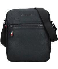 92417e7301 Pánska taška cez rameno Tommy Hilfiger Milano - čierna