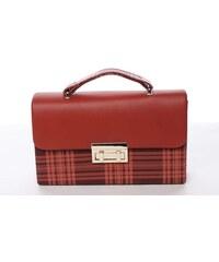 7ff69a57d7 Dámská originální kabelka psaníčko červená - Michelle Moon Dreamless červená