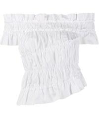 489673f64757 Biele Dámske blúzky a košele luxusných značiek