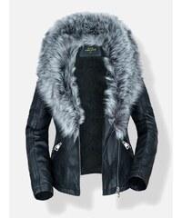 0cf01fe08c9c KOKAI New Collection Čierna prešívaná dámska bunda KOKAI