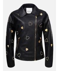 36c23d91274e Harpers New Collection Čierna dievčenská bunda