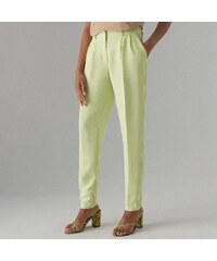 7b750be755a5 Mohito - Nohavice cigaretového strihu Gold Label - Zelená