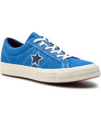 6c5178a622 Tenisky CONVERSE - One Star Ox 164359C Totally Blue Navy Egret