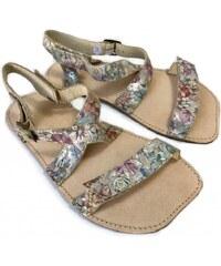 571b7252cd30 ORTO plus ORTO+ Barefoot sandály - barevné 011