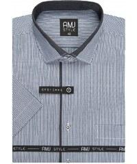 f58b72f46be3 Vínové pánské košile s krátkým rukávem