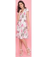 b52f1a1e152e Lin Blanc dámské šaty Chicago 38 bílá