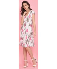 3bd5599ad2d9 Lin Blanc dámské šaty Chicago 42 bílá