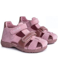d1cfc289b7 Dievčenské sandále kožené D.D.STEP AC290-7035A pink