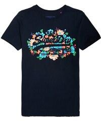 fce31676d642 SUPERDRY Dámske tričko VINTAGE LOGO PUFF FLORAL ENTRY TEE
