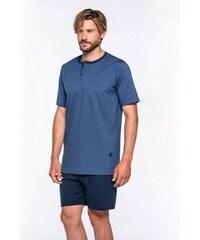 1269109c7a Tmavo modré Pánske oblečenie a obuv