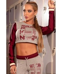 f526026ceefb HIPKINI Dámske športové tričko Knockout Fearless