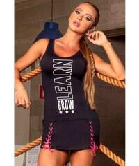 a31fd1e165b1 HIPKINI Predĺžené športové tričko Knockout Extreme