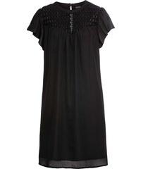 5c5e0addc18 BODYFLIRT Kleid ohne Ärmel in schwarz von bonprix