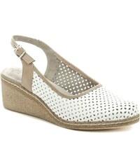 81fd017732 Axel AX1683 bílá dámské letní obuv
