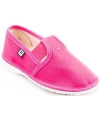 efdc9ed1e1 RAK Dievčenské papučky - ružové